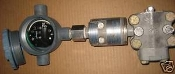Gould pressure transmitter PD3000 Hast C 316SS 2000 psi