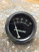 Engine Oil pressure gauge Rochester 2510 0 to 100 PSI