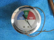 Weiss Remote Freeze Safety Indicator Thermometer 2 INCH