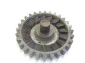 Vintage Impeller Gear 28 teeth 3 1/2 inches diameter