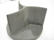 Impeller Cast Aluminum 3 Blades Marine Use