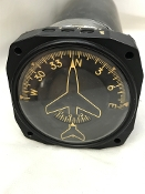 Vintage Aircraft Master Direction Indicator R88-I-1681-100
