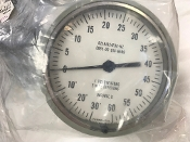 Compound Pressure Vacuum Gauge SC4ND6CWRANAG KM03BM404