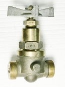 CPV O-SEAL GLOBE VALVE 380-3 6000 PSI SHUT-OFF 1/2 pipe