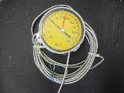 D014-199REVC Hi Shock Gas Thermometer 6685004838601 Weksler *