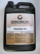 9150-01-052-7652 5910-00-010-8718 Chemlube 501 Oil Gallon